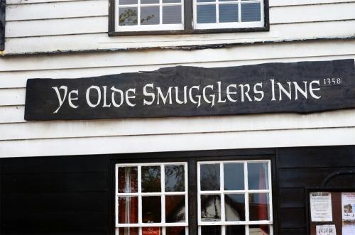 Alfriston - Ye Olde Smugglers Inne 2